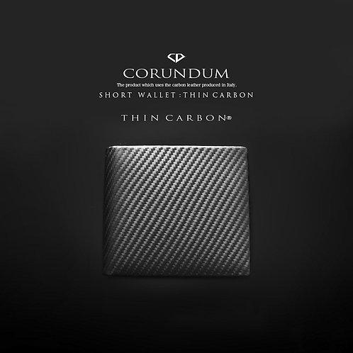 Short Wallet:Thin Carbon
