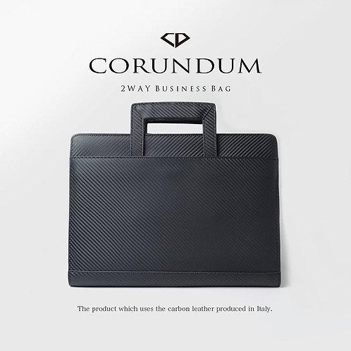 2WAY Business Bag:Carbon