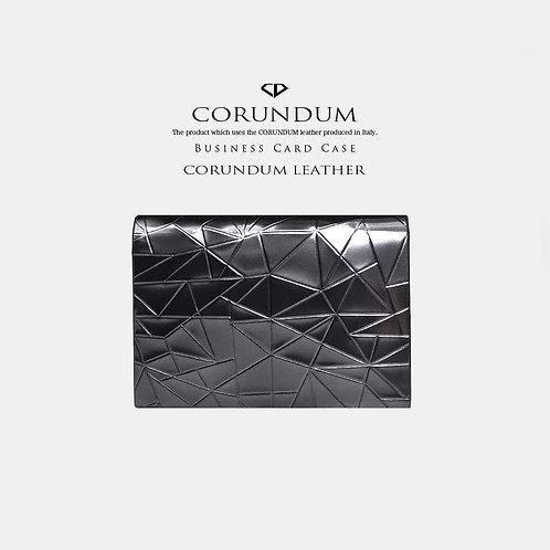 Business Card Case:CORUNDUM LEATHER
