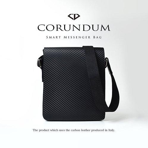 Smart Messenger Bag:Carbon