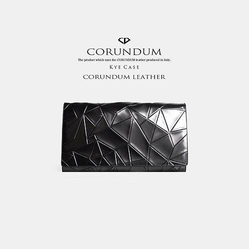 Key Case:CORUNDUM LEATHER