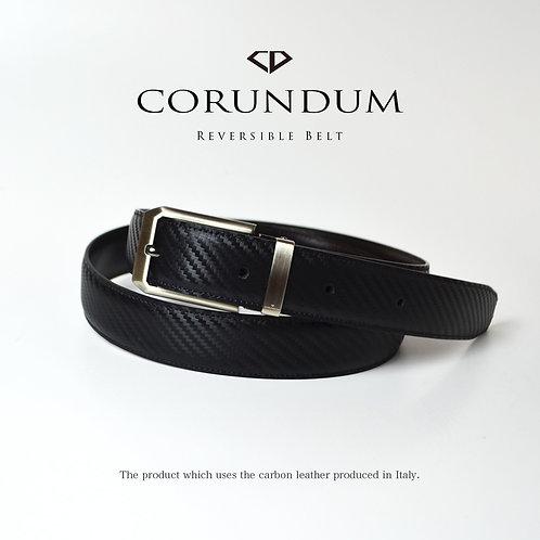 Reversible Belt:Carbon