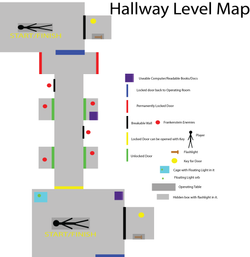 HallwayLevelMap