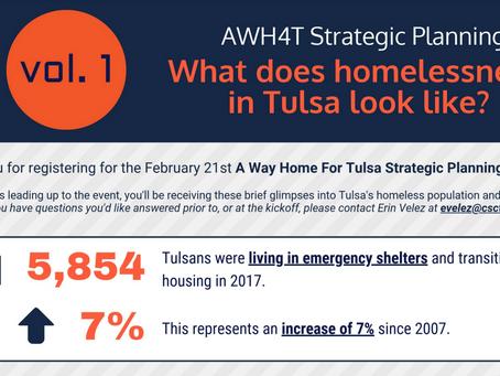 Tulsa, Oklahoma Strategic Planning Kickoff