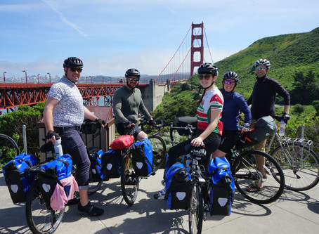 Bike Touring for Beginners   Weekend Ride with Huckleberry Bikes