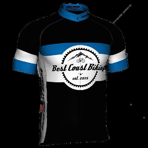 Best Coast Biking Jersey