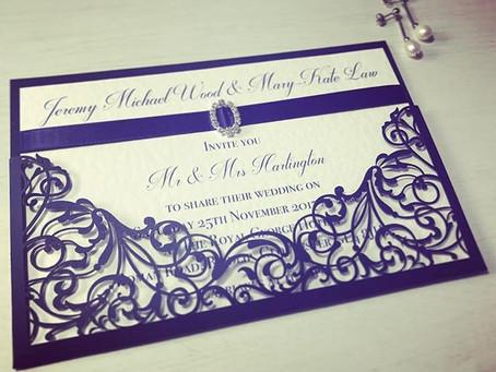 Wedding Invitations Updated