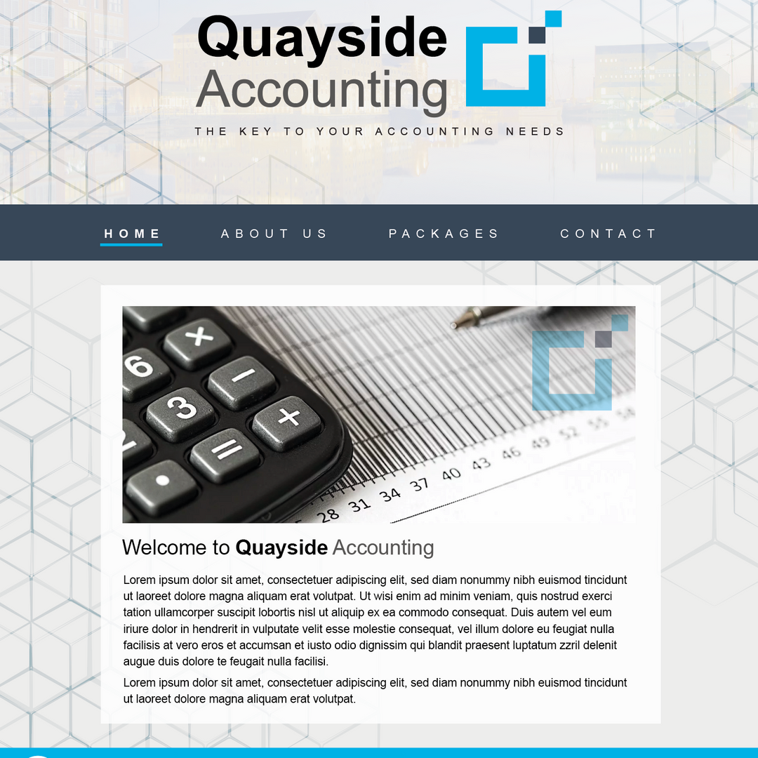 Quayside Home Page