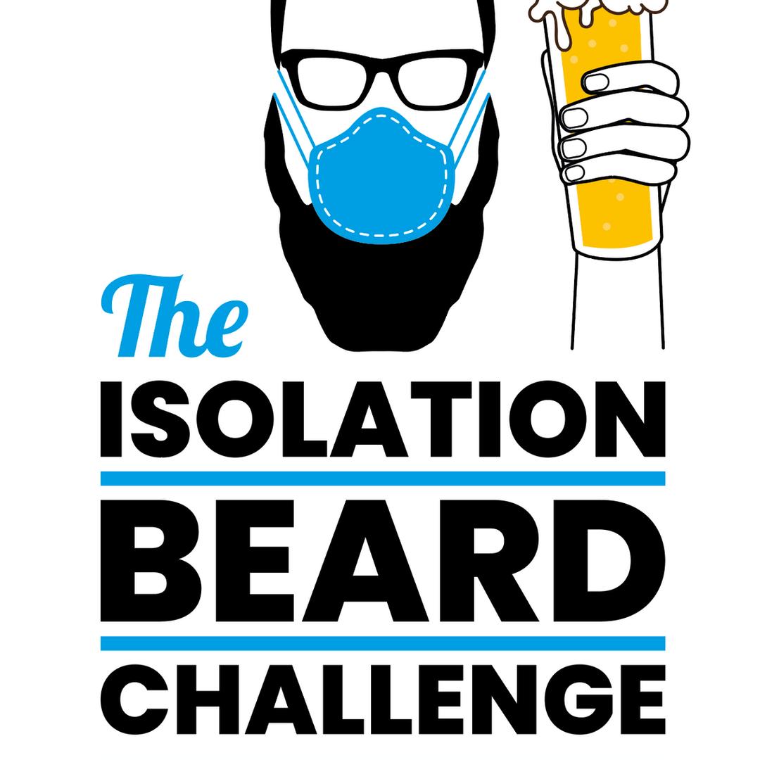 The Isolation Beard Challenge