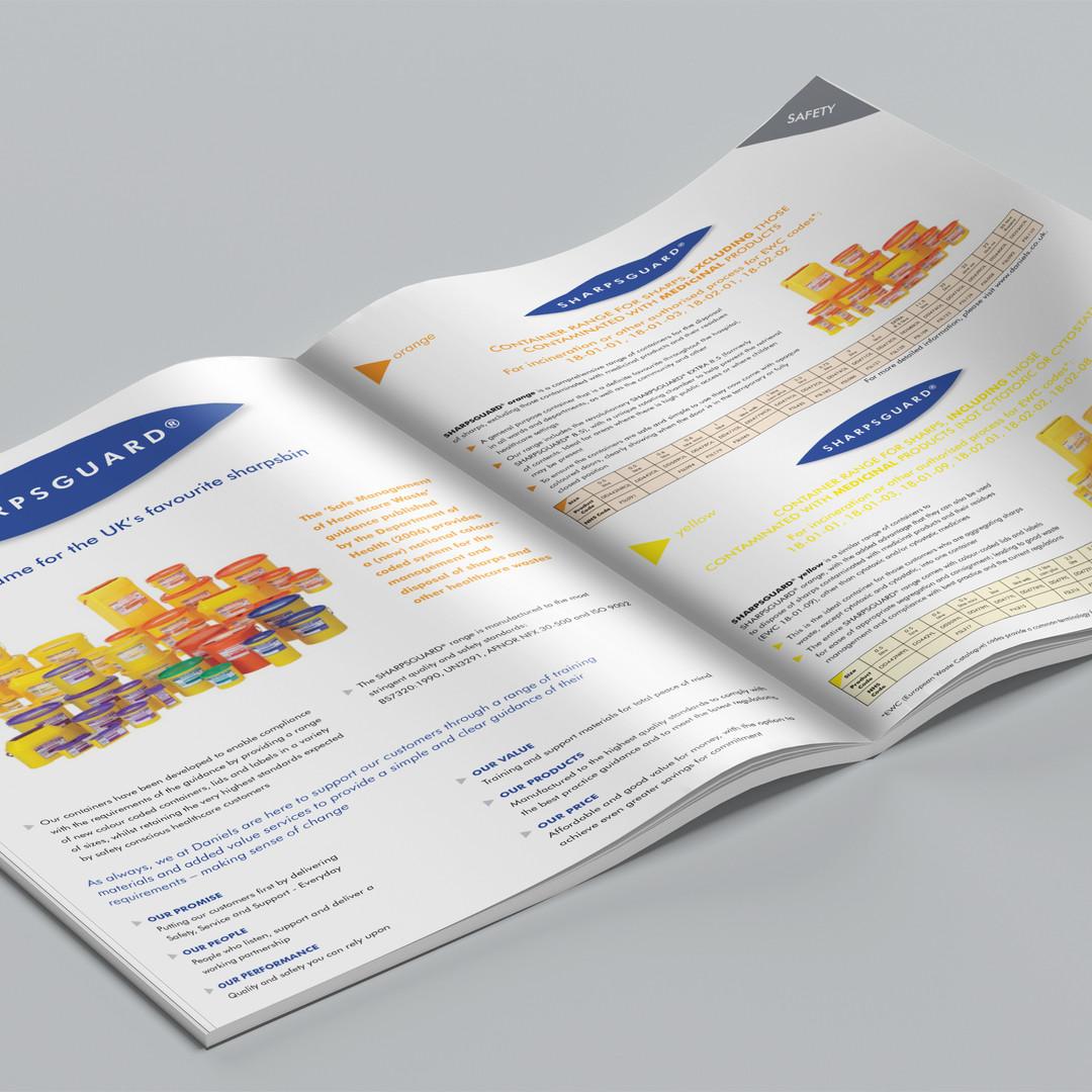 Daniels Sharpsgaurd Brochure
