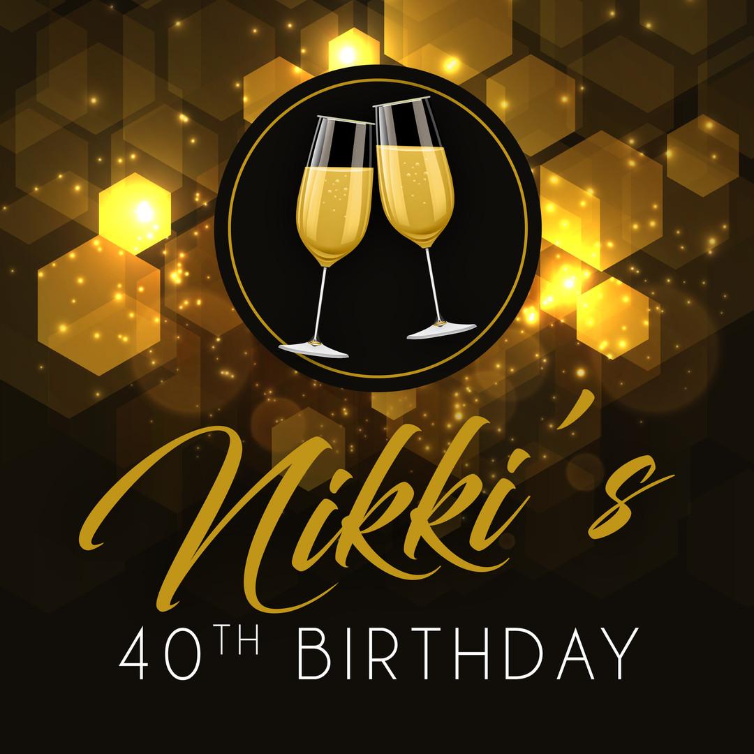 NIKKI 40TH