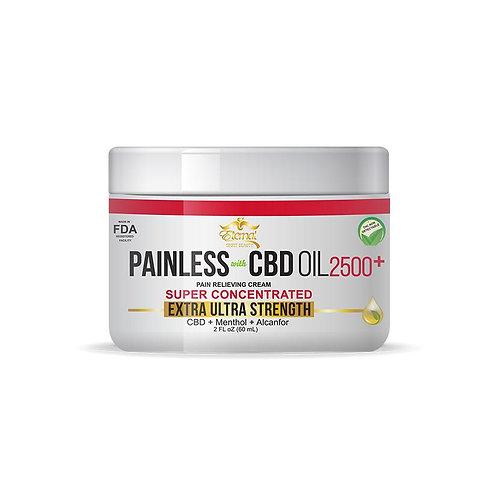 PAINLESS CON CBD 2500mg