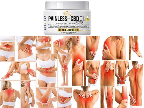 Painless with CBD Oil