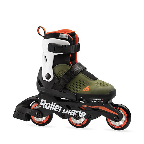 J1-21027 Kids-Inline / Rollerblade Microblade Free 3WD
