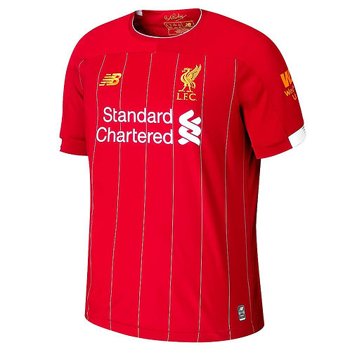 J1-20002 New Balance FC Liverpool Home Jersey