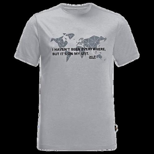 Jack Wolfskin Herren Sport T-Shirt