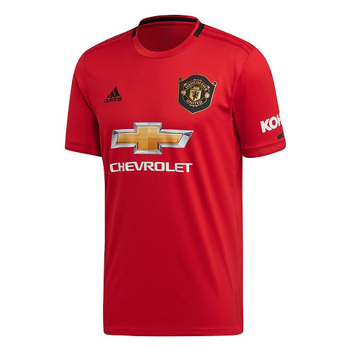 J1-20003 Adidas Manchester United Home Jersey