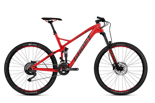 "Q4-18106 Ghost Slamr 3.7 27.5"" Mountainbike"
