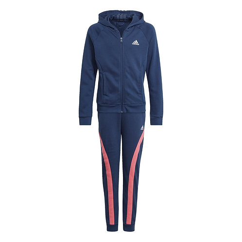 Q2-21047 Adidas Hooded Cotton Tracksuit