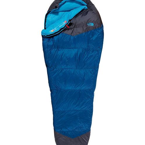 Q4-18095 The North Face Blue Kazoo Schlafsack