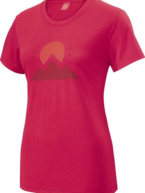 Q4-20091 Damen T-Shirt