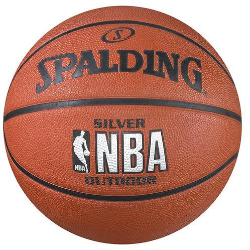 J1-20013 Spalding NBA Silver