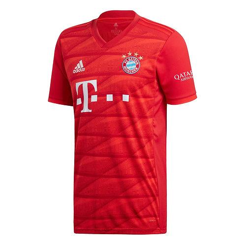 J1-20004 Adidas FC Bayern München Home Jersey