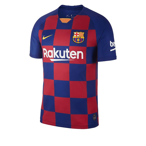 J1-20001 Nike FC Barcelona M SS Home Stadium Jersey