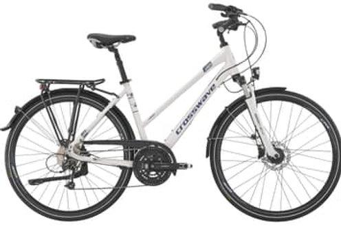 "Q4-18107 Crosswave Amber 28"" Damen Trekkingbike"