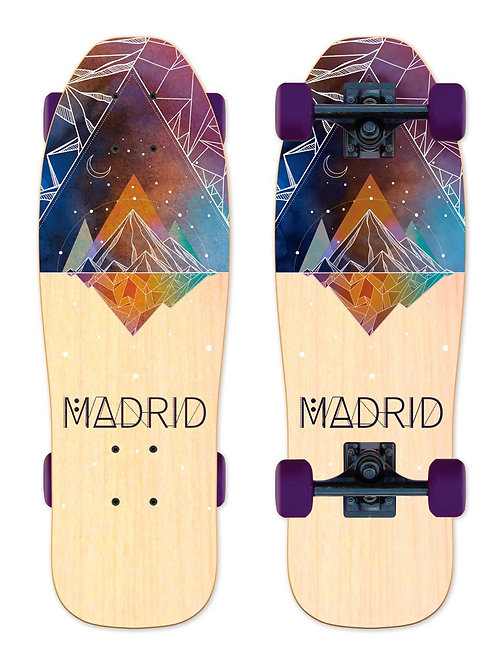 Q4-19102 Skateboard