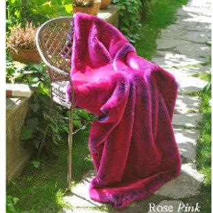 スロー ベッド ソファスロー  Rose Pink 140×100cm