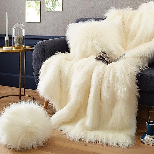 スロー ベッド ソファスロー  Himalaya Ivory 140×100cm