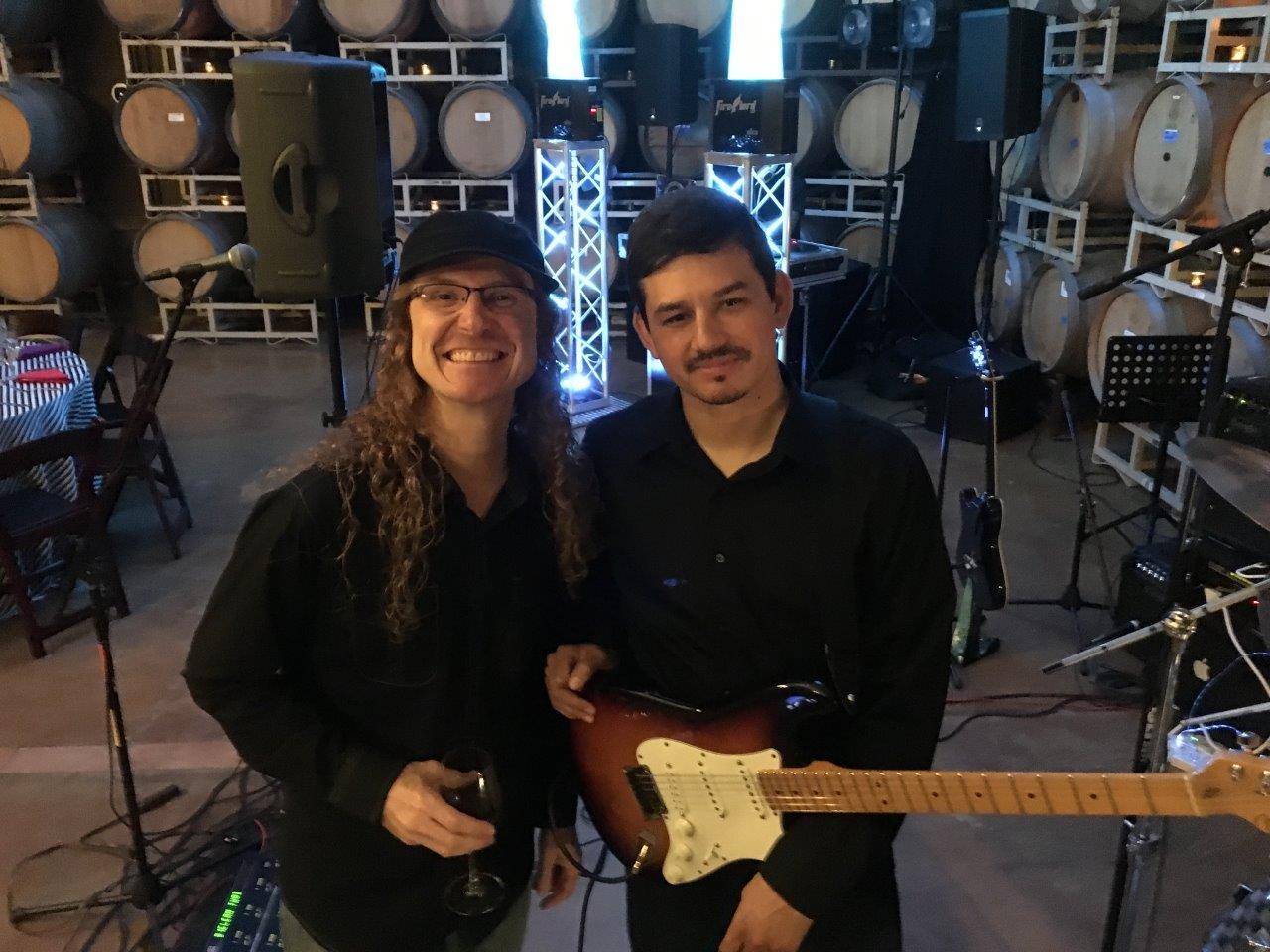 David and Matt!