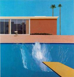 David Hockney - A Bigger Splash - Pop Art