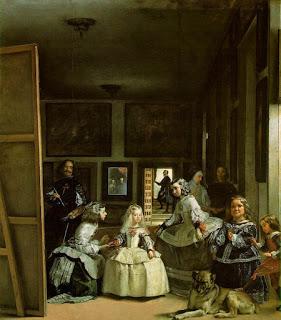 Velazquez - Las Meninas - Barroco
