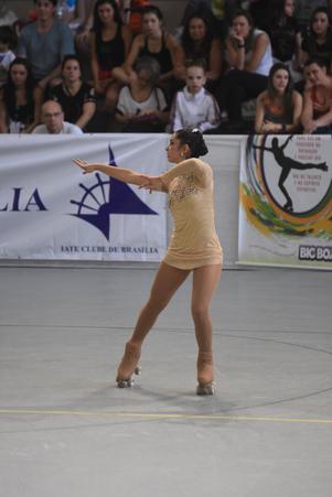 Atleta de Loops logra 3er. puesto en Campeonato Brasileño de Patinaje Artístico 2017