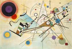 Vasili Kandinsky - Composition VIII