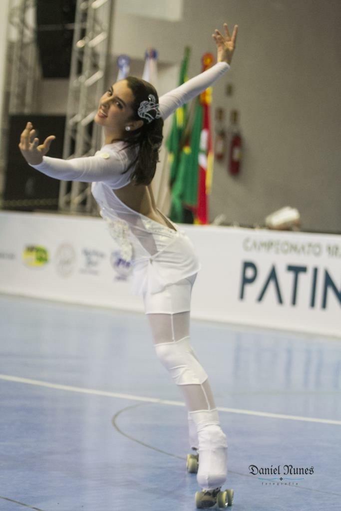 Patinadora internacional, Patinaje Artístico en Panamá, Loops Panamá, Duda Marques, Atletas del Patinaje