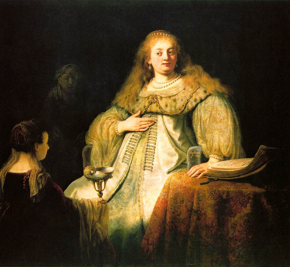 Rembrandt - Artemis