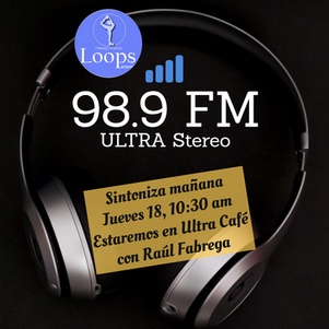 Gracias Ultra Stereo y Radio Panamá!