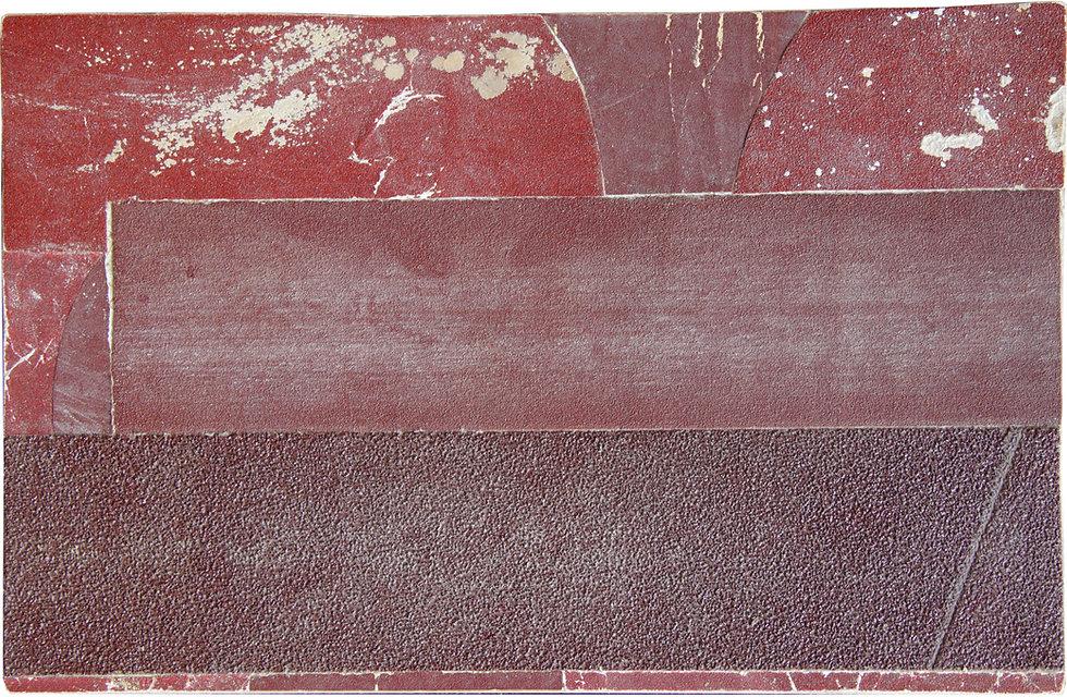Fredone Fone - Margem (2020) 22 x 33 cm.