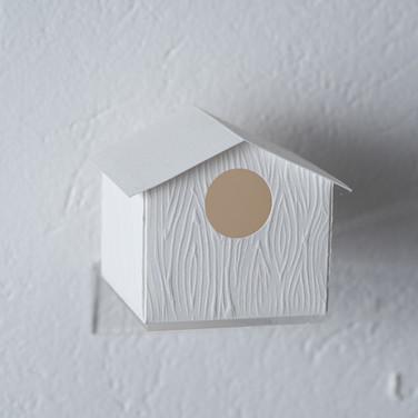 Casa com gravura 2016