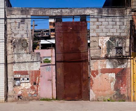 Porta de ferro, 2007