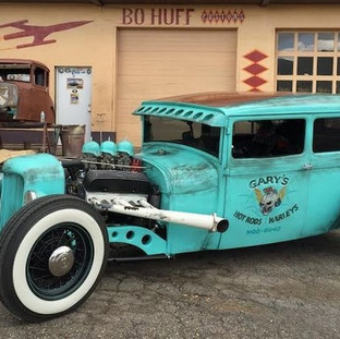 '29 Ford Tudor'29 Ford Tudor