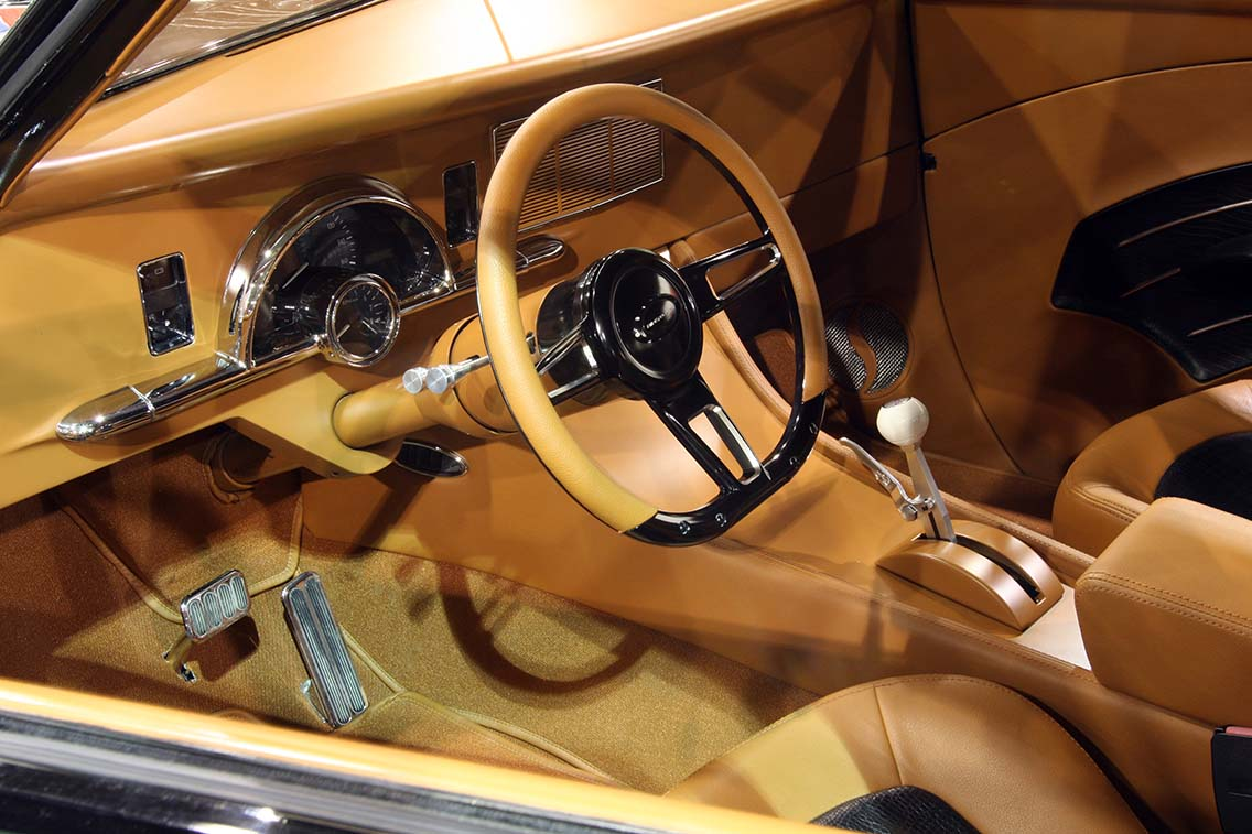'50 Studebaker Champion