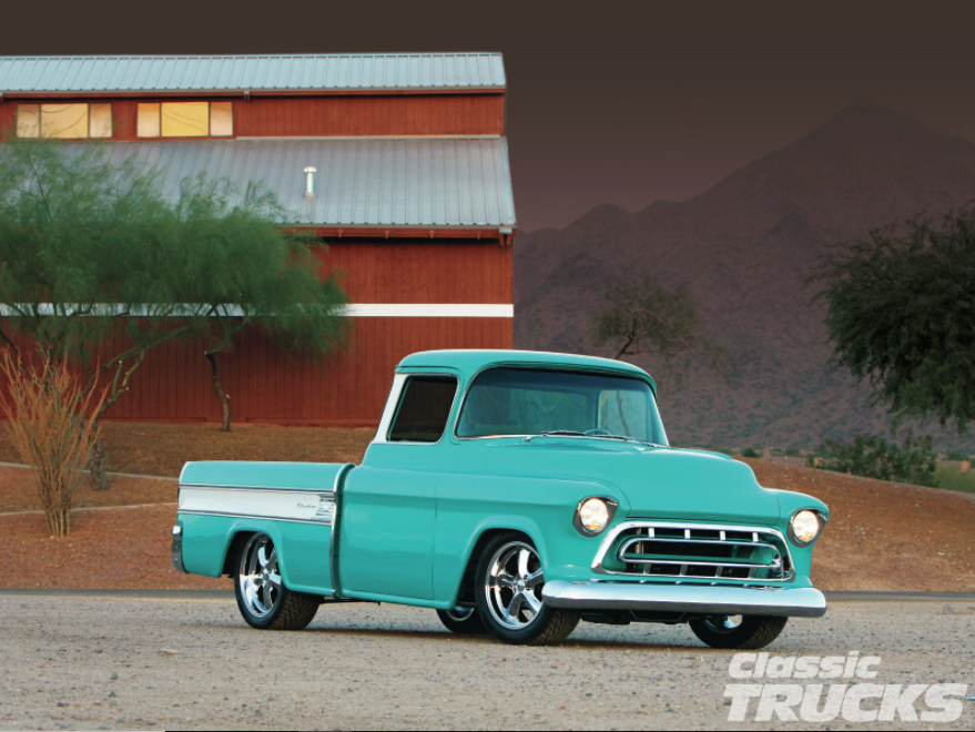 '57 Chevy Cameo