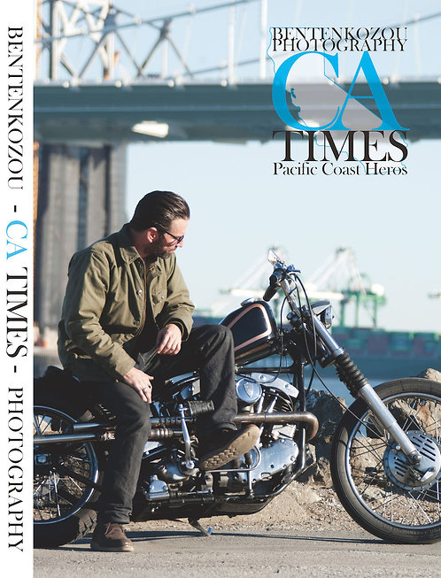 CA TIMES ( 2nd. Photo book )