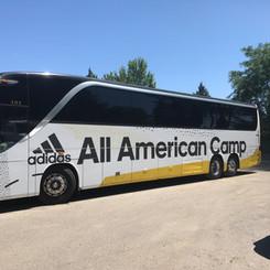 Adidas Bus Gloss full wrap