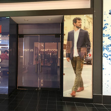 Untuckit mall graphics