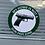 Thumbnail: E-Z Wraps -My Home is Not A Gun-Free Zone 4 inch x 4 inch